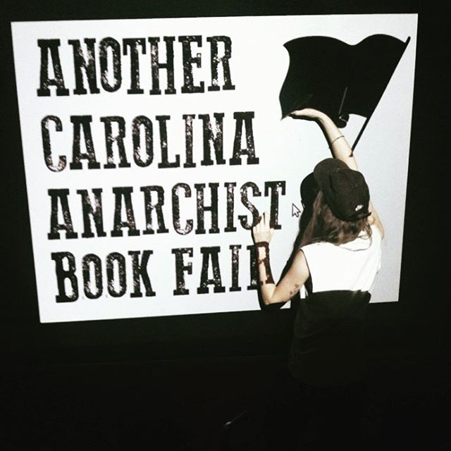 The Anarchist Bookfair Is Here!