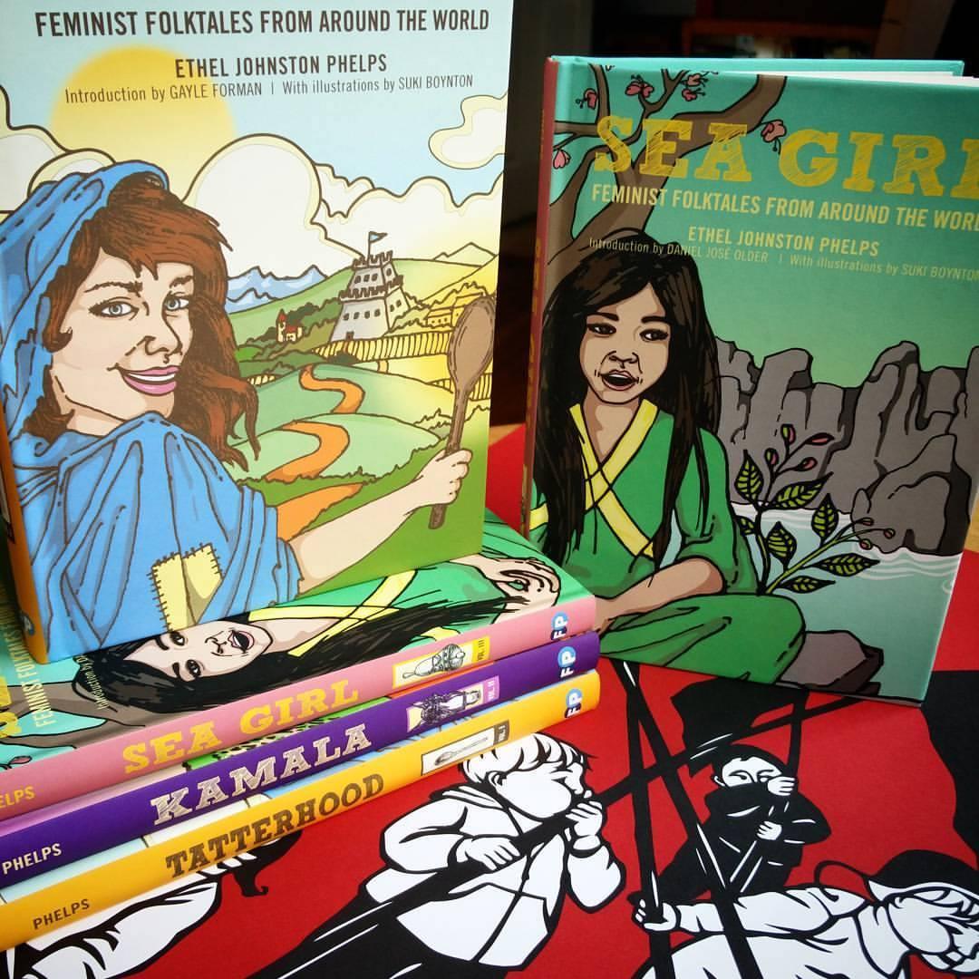 Feminist Folktales