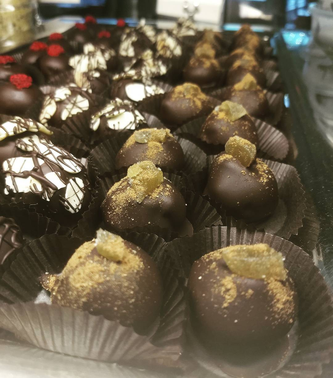 Handcrafted Truffles